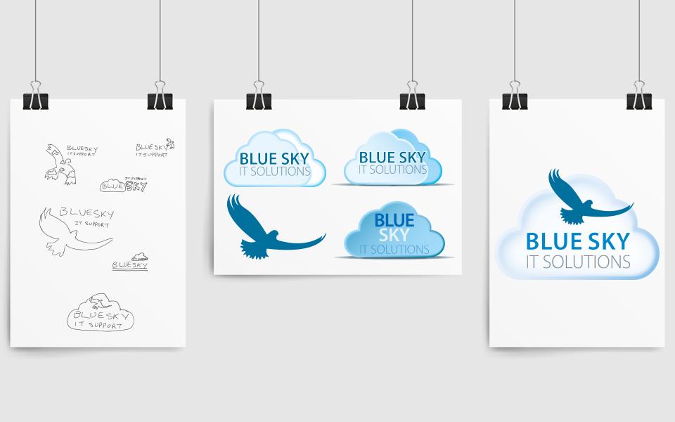 Blue Sky branding